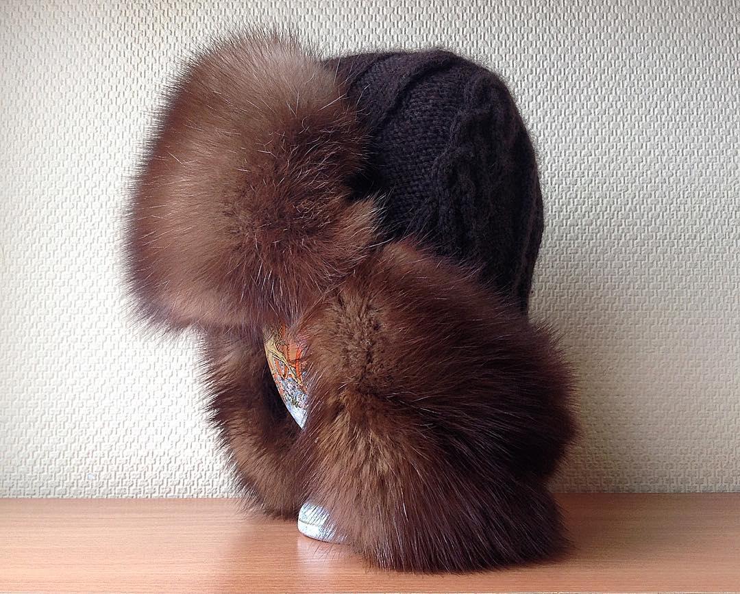 шапка из яка