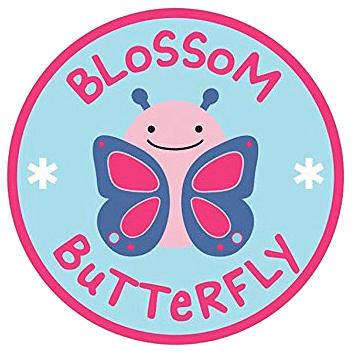 Купить зонтик Бабочка в подарок девочке в интернет-магазине