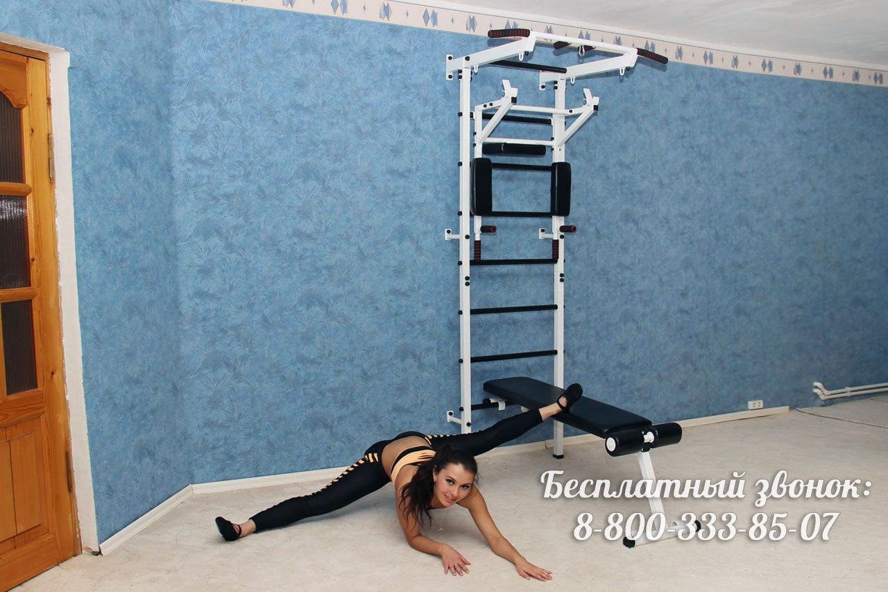 Упражнения для шпагата 2
