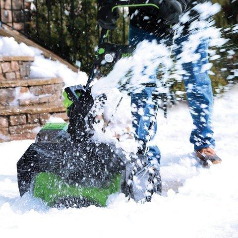 Особенности разных видов снегоуборочной техники