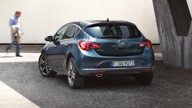Opel Astra марка