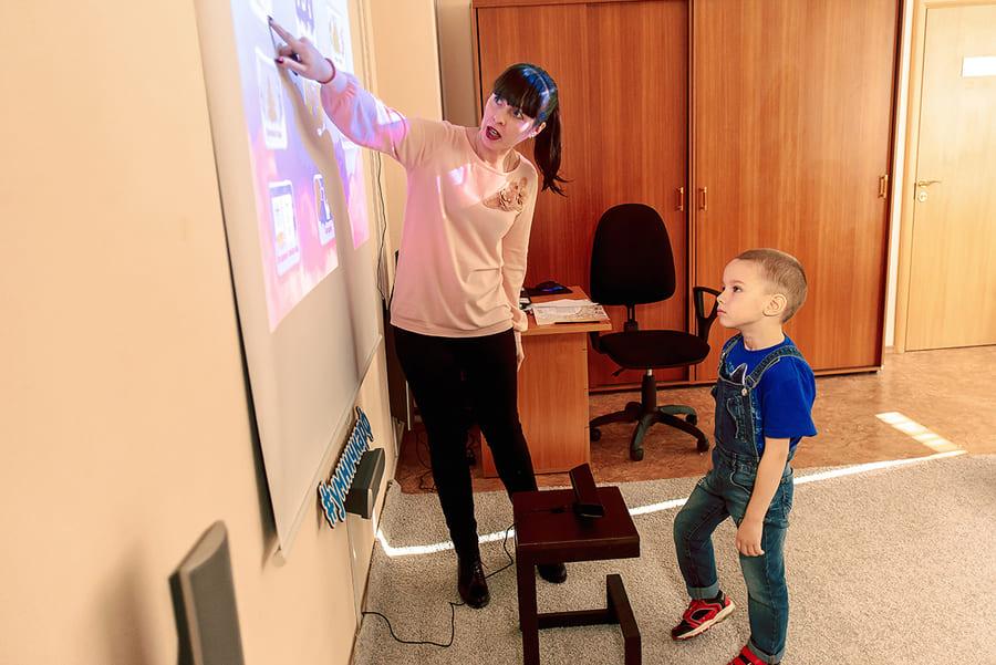 Использование интерактивной метеостанции компании Умничка в детском саду