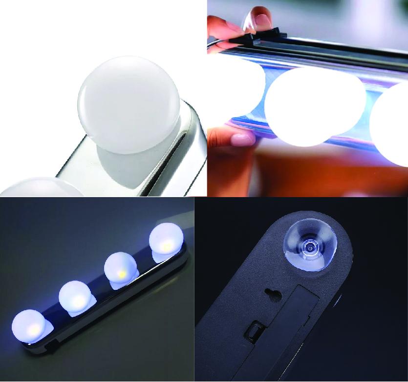 Лампа для макияжа студийный свет Studio Glow Light