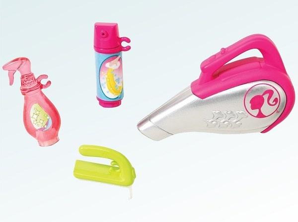 Игрушечный набор Barbie для уборки