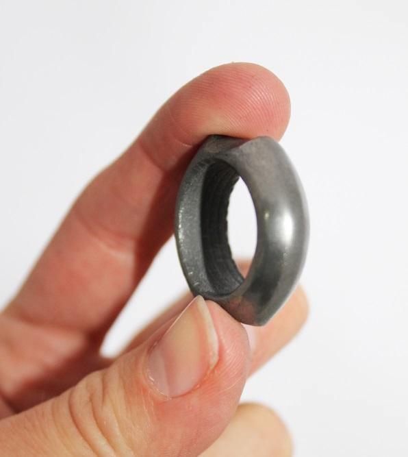 PLA + нержавеющая сталь