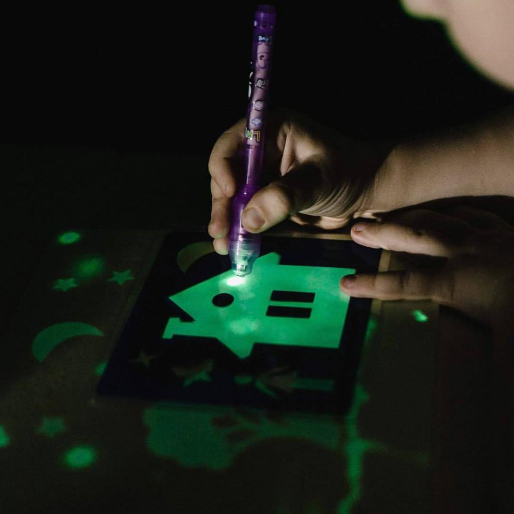 """Планшет """"Рисуй светом"""" А3"""