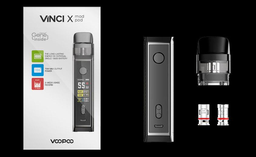 VOOPOO VINCI X Kit