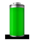 Long-lasting battery life