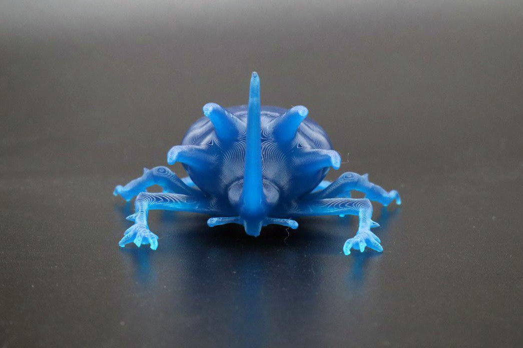 3D-принтер Phrozen Shuffle 2019 пример печати