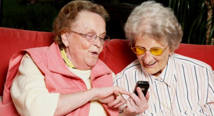 смартфоны для пожилых