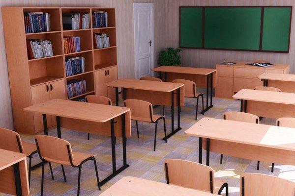 расположение мебели в общеобразовательных учреждениях