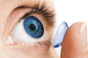 как подобрать цветные линзы для глаз, фото