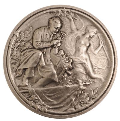 Серебряная медаль конкурса Лепин Страсбург Франция