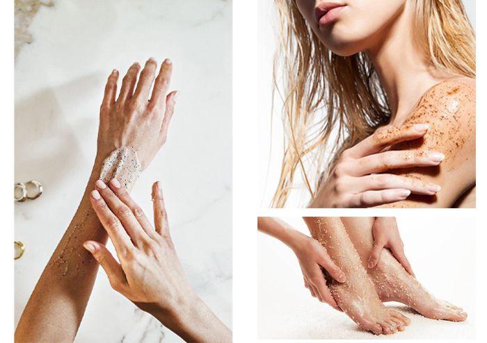 Пилинг для кожи тела