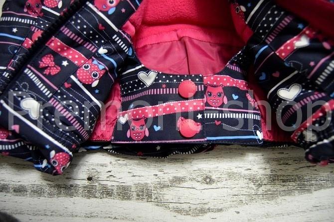 Снегозащитная юбка на куртке Premont Рождество в Калгари