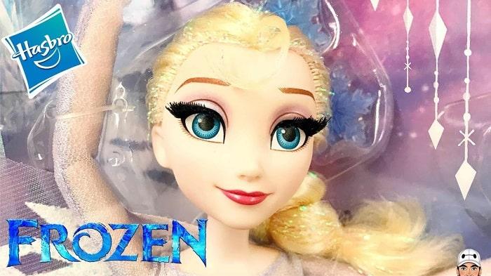 Эльза - Зимние мечты, Frozen