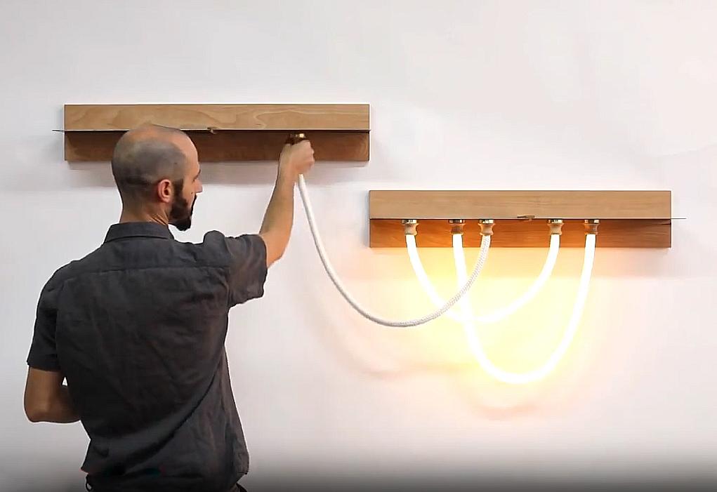 Светильник Click от Studioknob