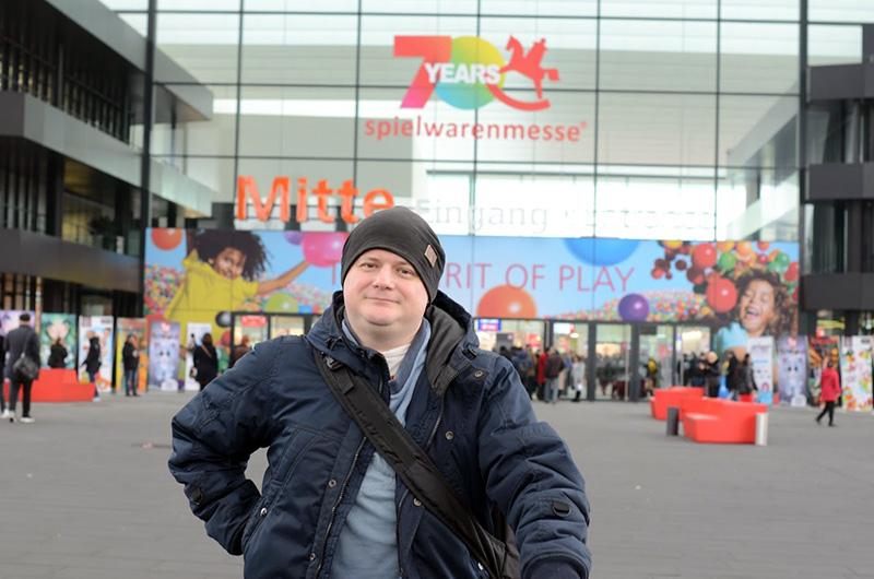 выставка игрушек в Нюрнберге spielwarenmesse