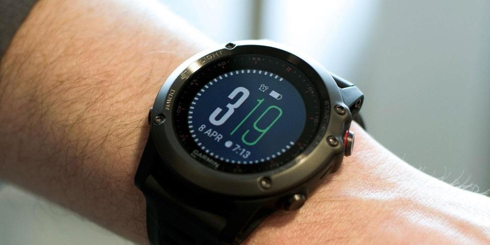 Часы Garmin Fenix3