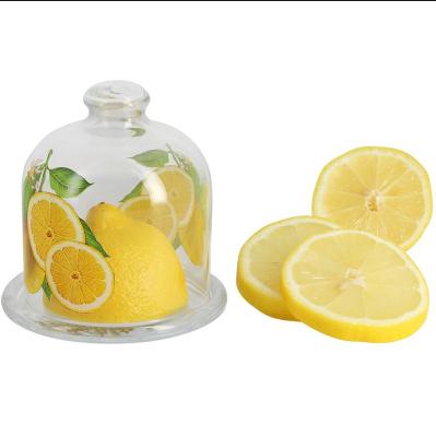 стеклянная лимонница