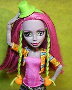 Кукла Марисоль Кокси - Школьный обмен, Monster High