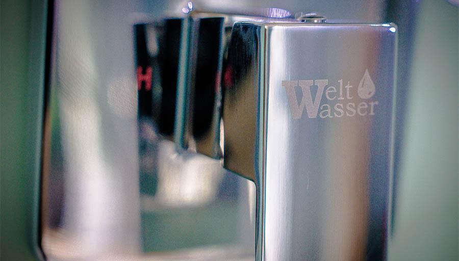 Фирменные крепления в кабинах WeltWasser