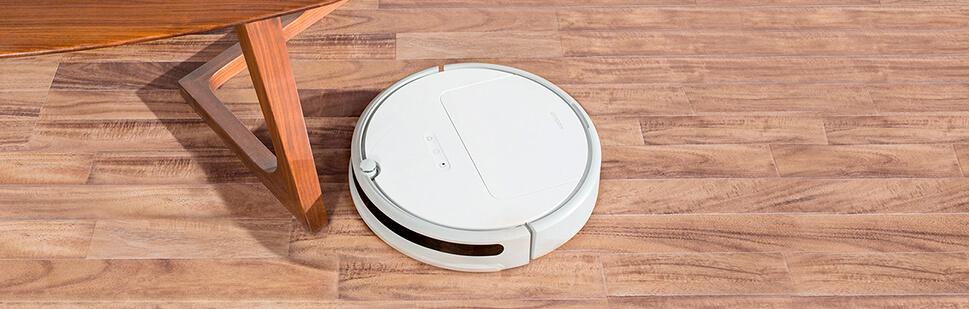 стильный дизайн робота-пылесоса от Сяоми