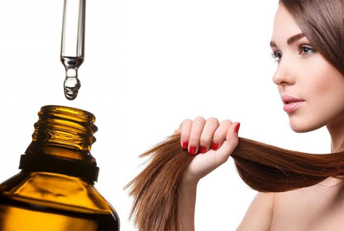 Капли от выпадения волос