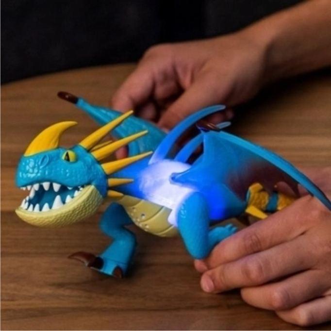 Игрушка дракон Громгильда