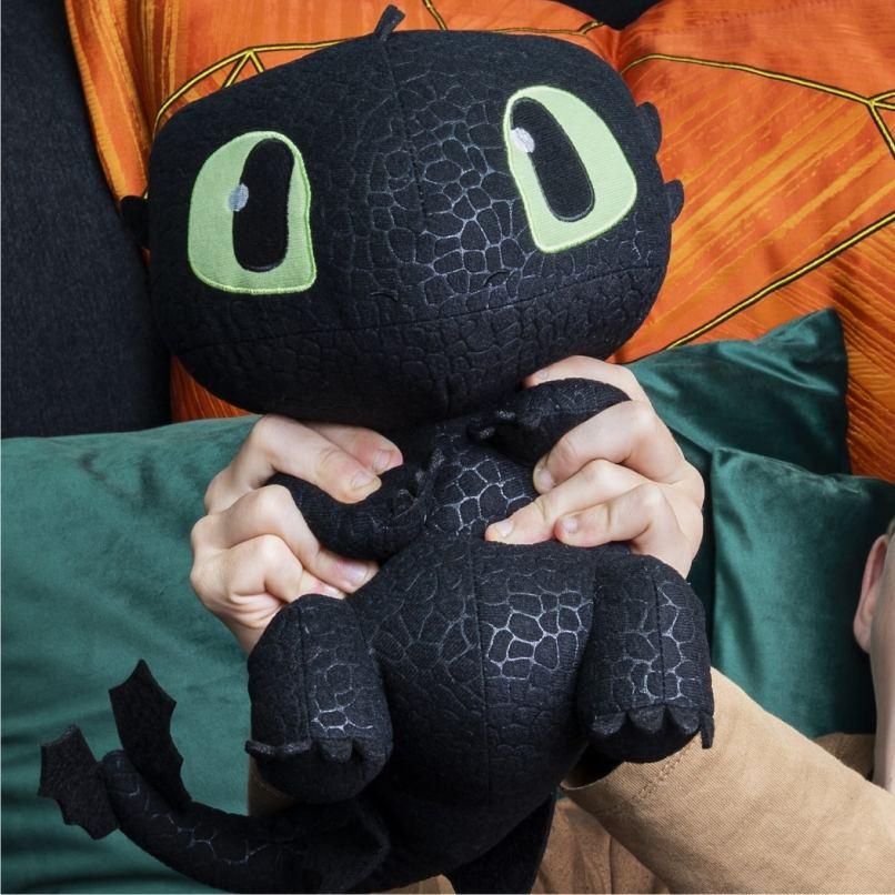 Игрушка дракон Беззубик - фото 2