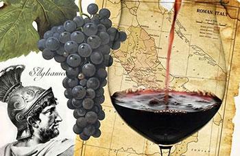 Ледяное вино в древнем риме