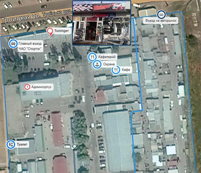 Магазины, в которых можно купить покрышки, шины, диски, колеса на Николаевском авторынке