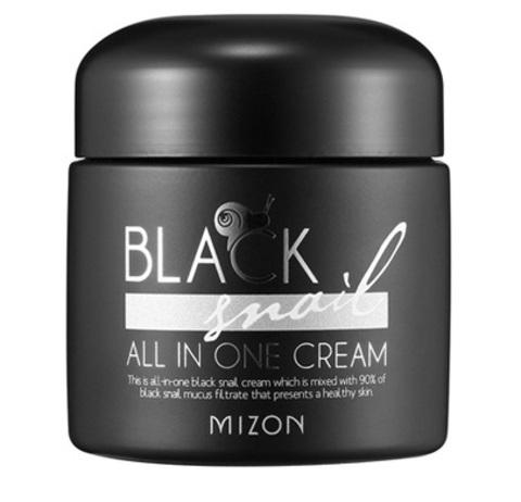 Обзор крема Mizon Black Snail All in One Cream