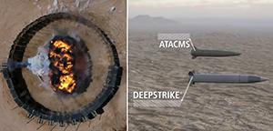 В США испытаны боеголовки для  DeepStrike