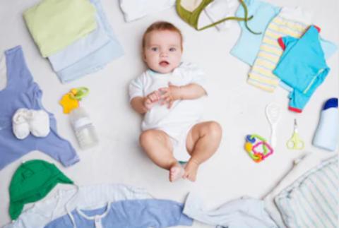 10 вещей, которые нет смысла покупать к рождению ребенка!