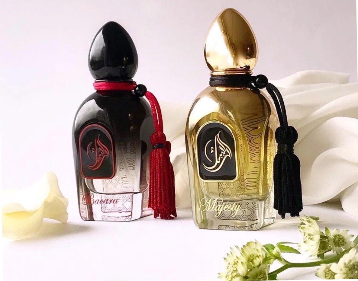 Коллекция ароматов  Arabesque Perfumes