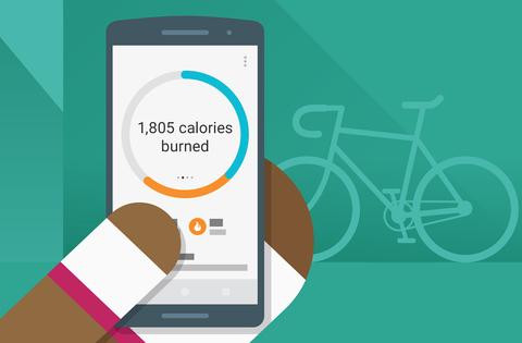 Google Fit с низким энергопотреблением и поддержкой GPS.