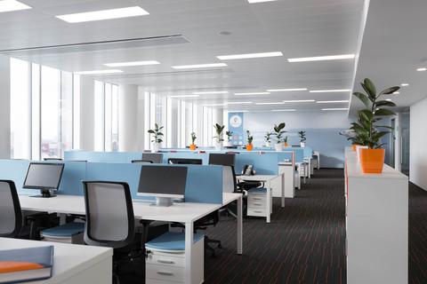 Освещение в офисе: правильный свет для сотрудников