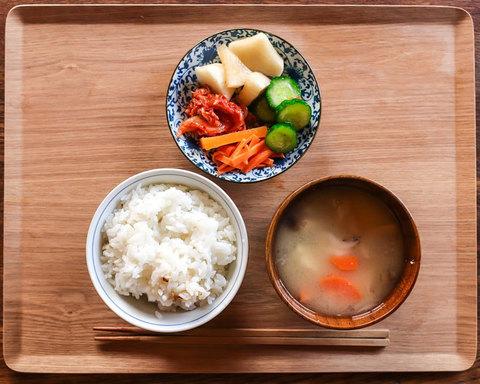 Основные продукты в японской кухне