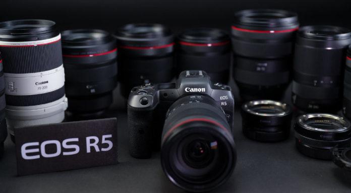 Запатентован объектив Canon RF 15-70mm F/4-7.1