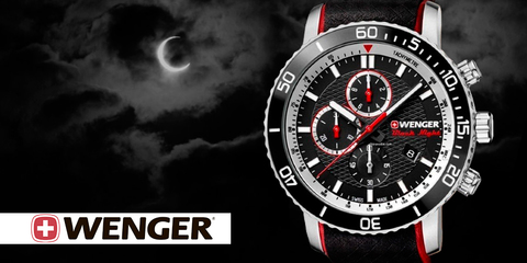 Ночной спутник: коллекция Wenger Roadster Black Night