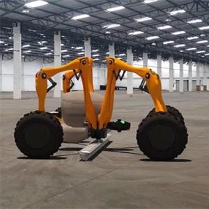 Универсальный робот для сельхозработ