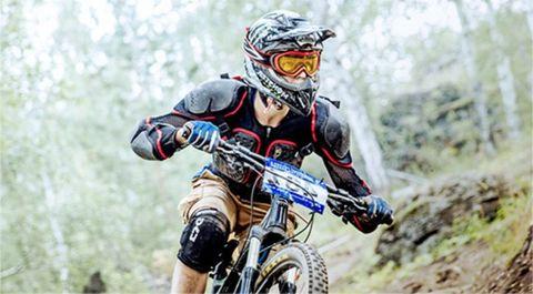 Экипировка для занятий горным велосипедом
