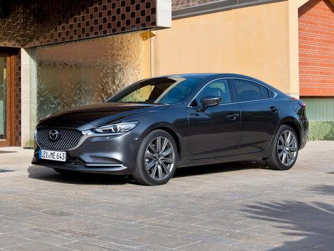 Новая модель чехлов Mazda 6 с 2018 года