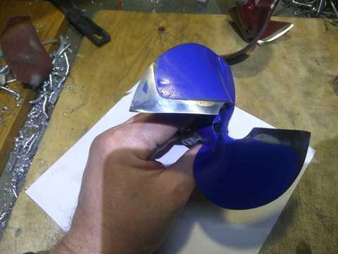 Как заточить ножи Heinola