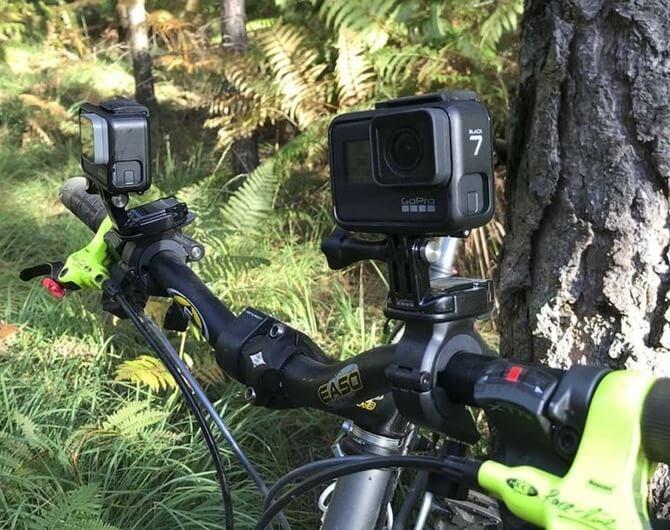 Крепление на руль/лыжные палки GoPro Handlebar/Seatpost/Pole Mount