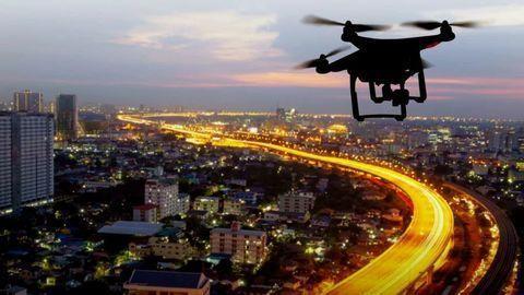 Где в Москве можно запускать квадрокоптеры и дроны