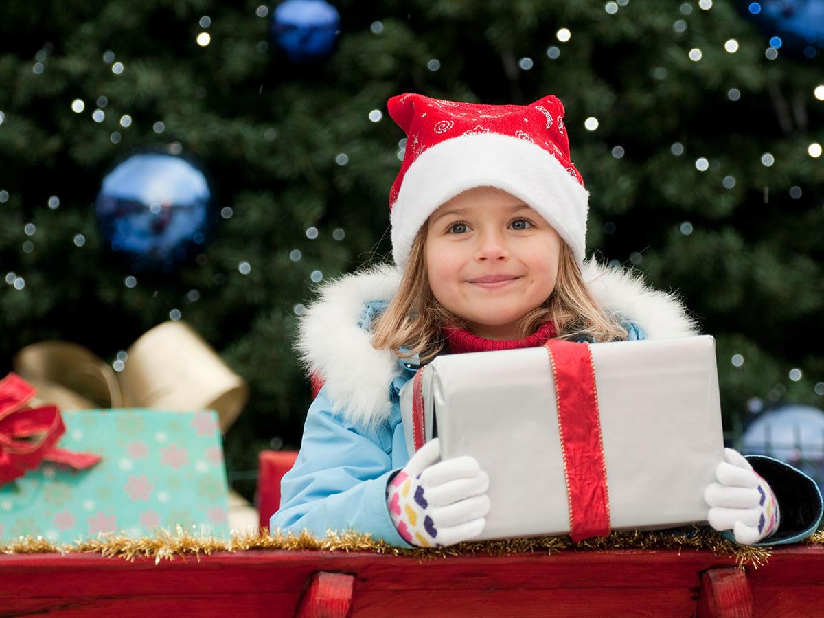 Что подарить первоклашке на Новый Год?