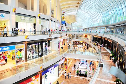 Применение рециркулятора для обработки поверхностей и воздуха в магазинах и супермаркетах