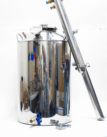 Оптимальный самогонный аппарат для варки самогона высокого качества